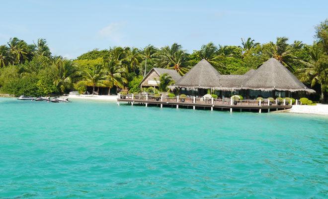 Maldives ヴェラサル(撮影:マダムいくら)