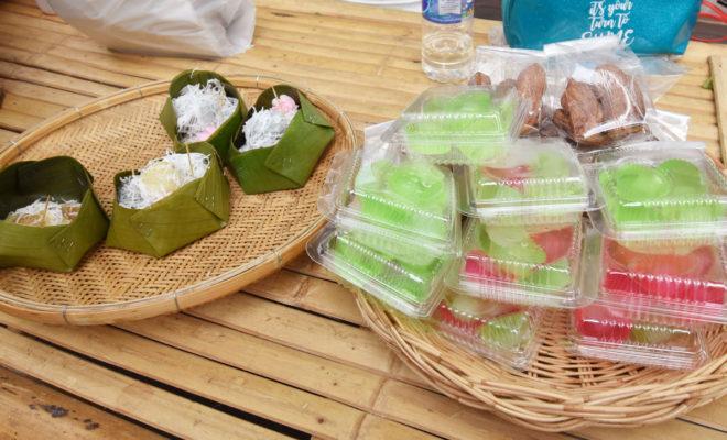 伝統的なお菓子
