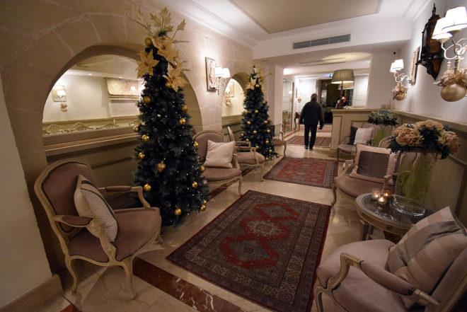 マルタ バレッタ オズボーンホテル